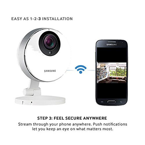Check on your Pets While You are Not Home with The Samsung SmartCam HD Pro