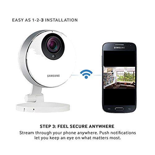 The Samsung SmartCam HD Pro