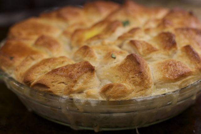 Short cut chicken pot pie recipe 2