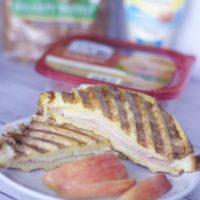 Ham and Cheese French Toast Panini Recipe