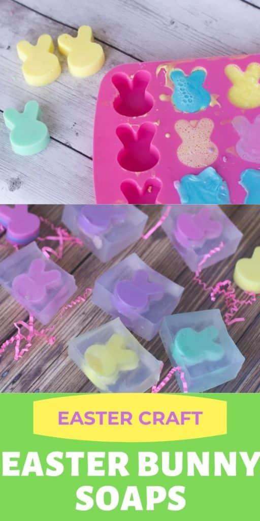 DIY EASTER SOAPS