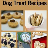 The Ultimate List of Homemade Dog Treat Recipes and Dog Birthday Cakes
