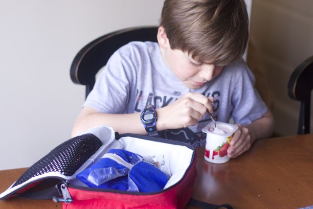 4 Essential Items to Pack in Your Kids Lunch Box