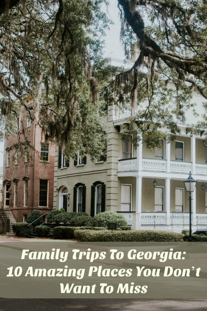 Family Trips To Georgia: 10 Amazing Places You Don't Want To Miss