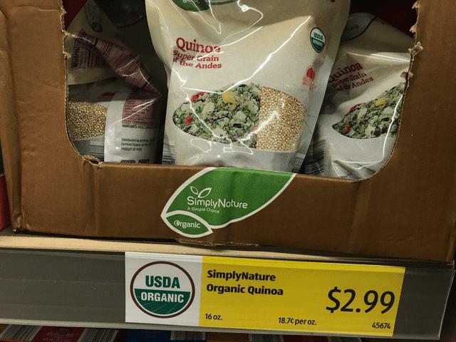 Six Organic Items You Should Buy at ALDI