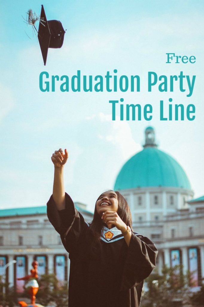 The Ultimate Graduation Party Time Line
