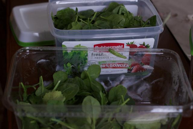 How To Keep Produce Fresh Longer Strawberry Spinach Quinoa Salad Recipe