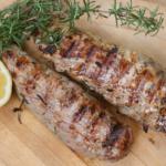 Best marinated Grilled Pork Tenderloin