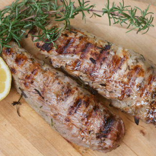 Herb-Marinated Pork Tenderloin Recipe
