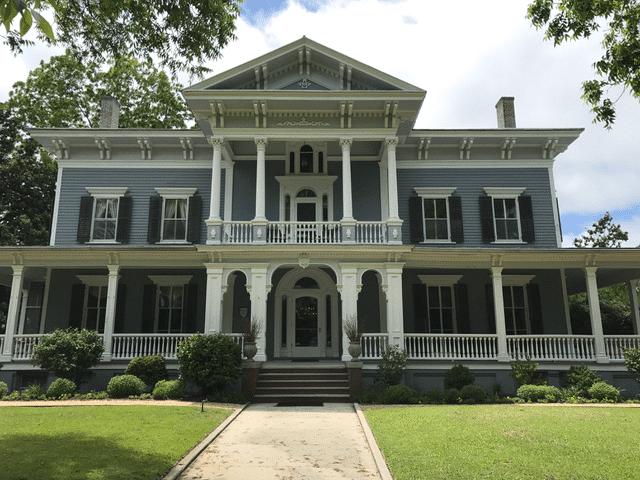 Elmwood 1820 B & B Washington, North Carolina