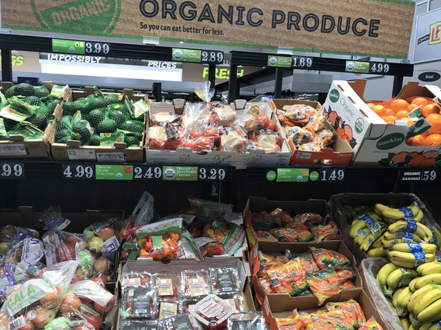 best organic items to buy at ALDI