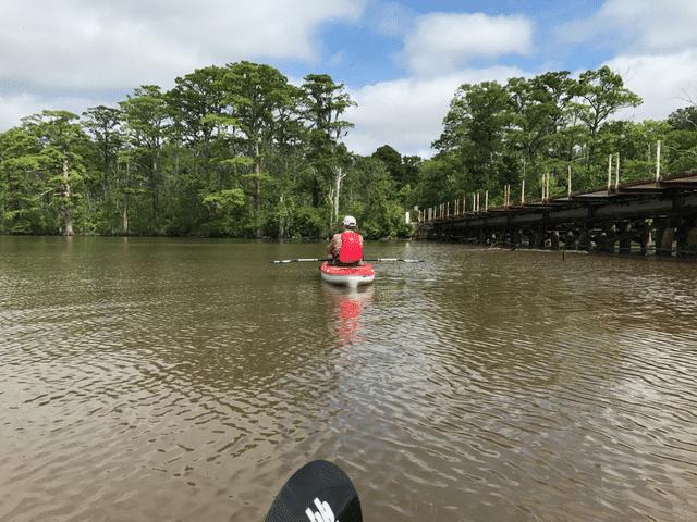 Activities Washington, North Carolina