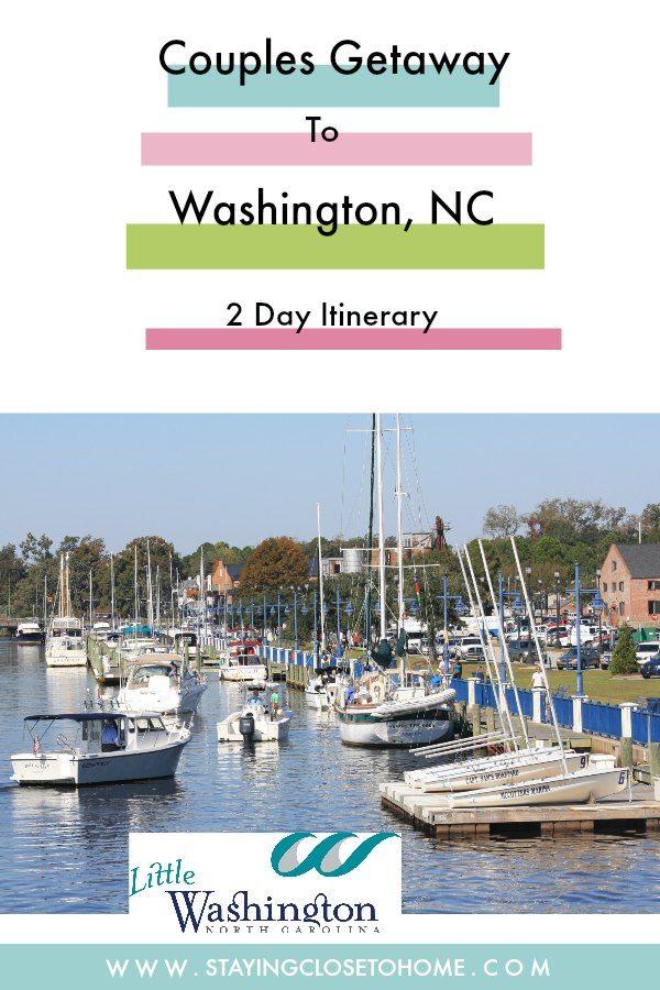 what to do in Little Washington, North Carolina
