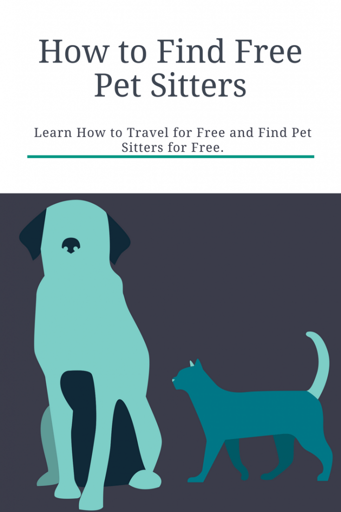 How to Find A Good Pet Sitter For Free