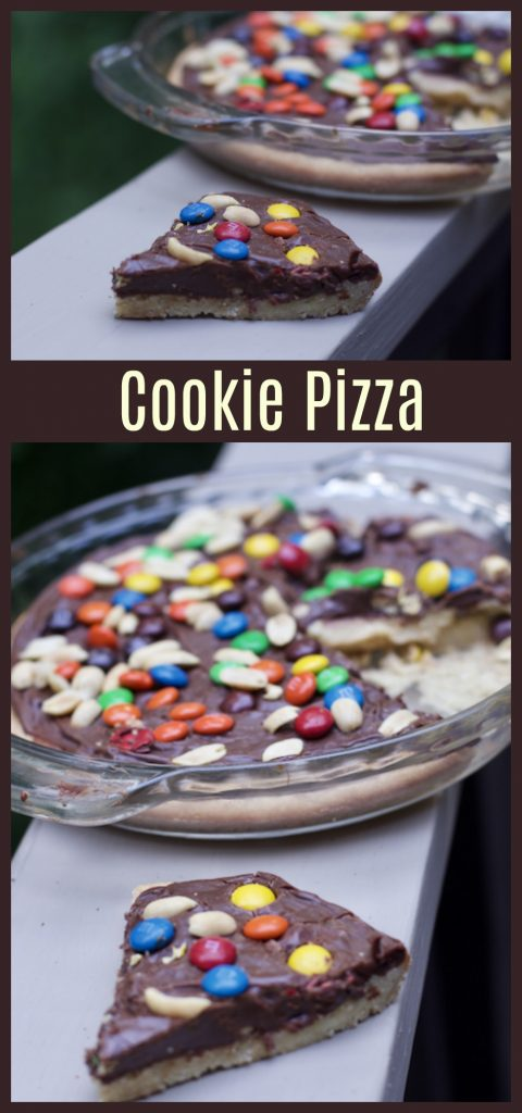 Deliciously Easy Pizza Cookie Recipe