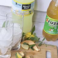 Refreshing Melon Peach Mozzarella Salad Recipe