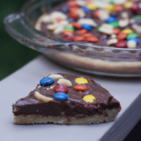 Candy Topped Pizza Cookie Recipe
