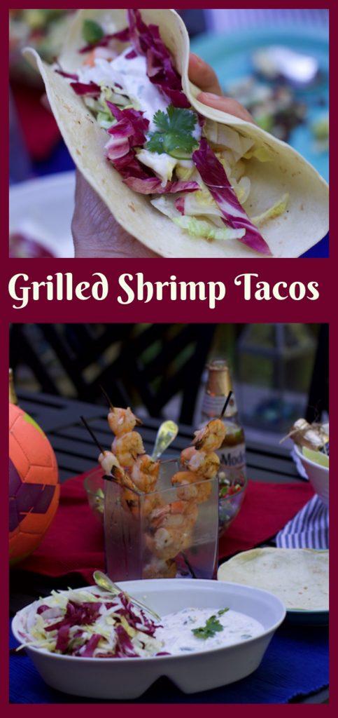 Grilled Shrimp Tacos recipeGrilled Shrimp Tacos recipe