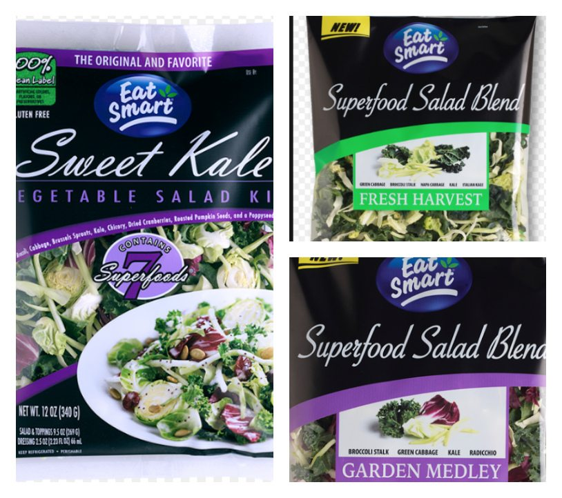 Convenient and Flavorful Clean Eating Salad Kits