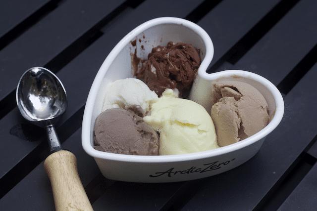 ARTIC ZERO Frozen Dessert