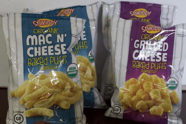 5 Organic Snacks for Summer Travel