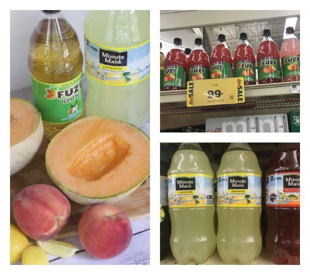 #SummerRefreshment, #FoodLion