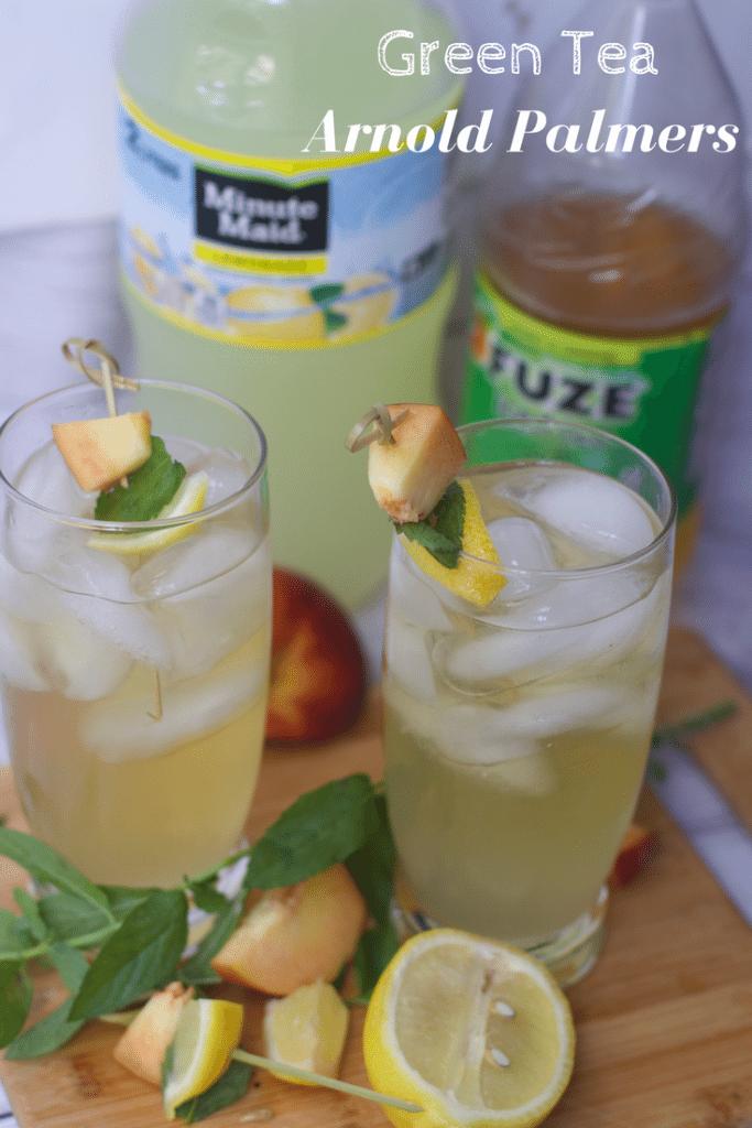 Green Tea Arnold Palmers