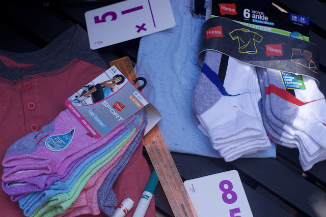 Back to Basics- Back to School Shopping 2