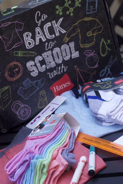 Back to Basics- Back to School Shopping 2
