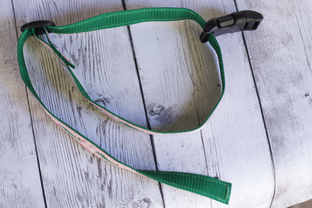 DIY Pet Projects- Adjustable Collar 12