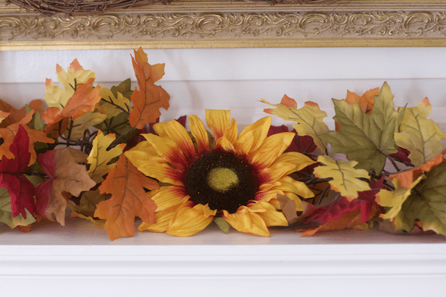Decorating Mantel Ideas For Fall Decor
