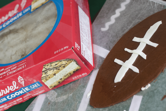 Easy Football Cake For Your Next Football Party