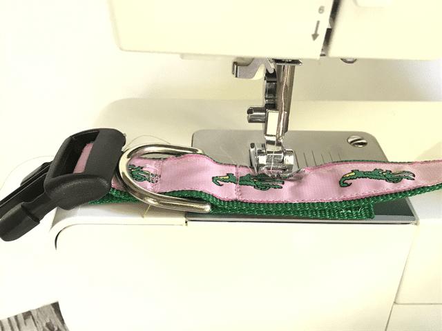 DIY Pet Projects- Adjustable Collar