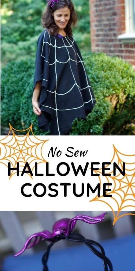 no sew halloween costumes