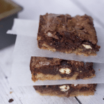 Easy Brownie Recipe: Slutty Brownies With a Halloween Twist