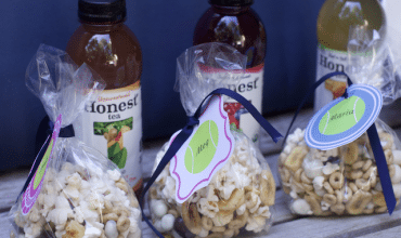 Trail Mix Recipe for Adults on The Go