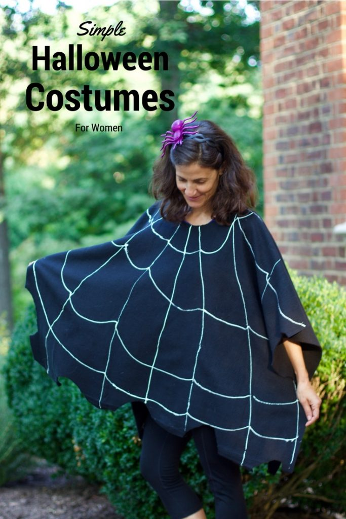 Simple Halloween Costumes For Women