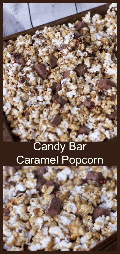 You've Been Booed Caramel Corn Recipe Ideas
