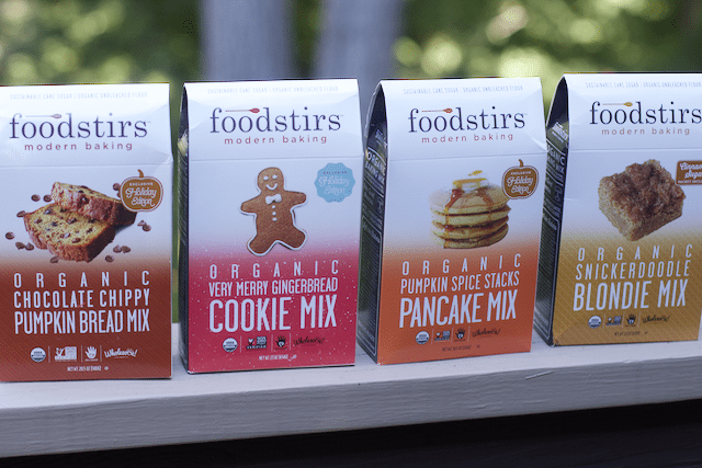 Food Stirs Organic baking mixes
