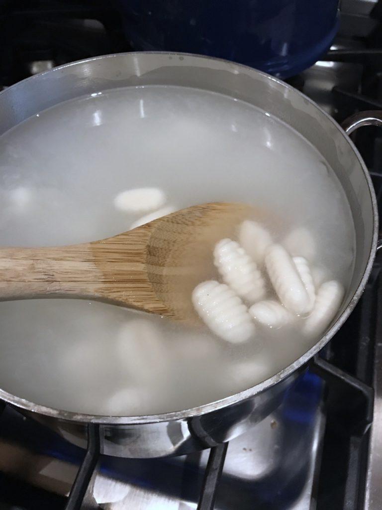 Parmesan Kale Gnocchi Sauce Recipe