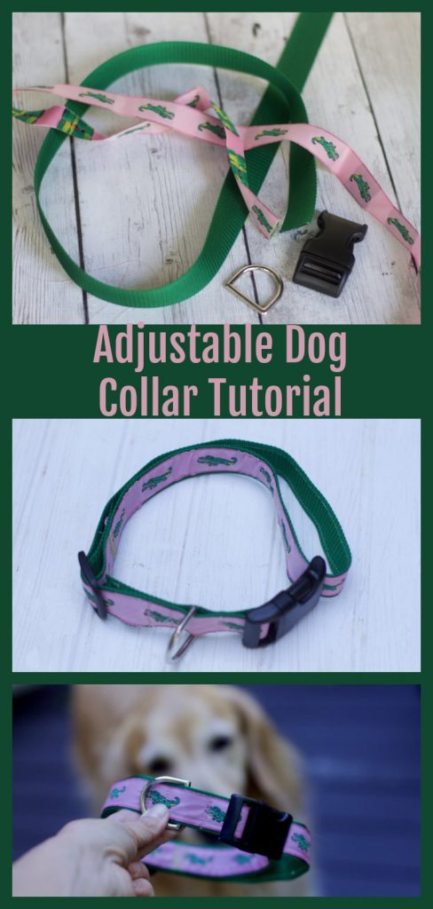 DIY Pet Projects- Adjustable Collar 9