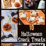 Halloween Snack Treats for Your Spooky Holiday Spirit