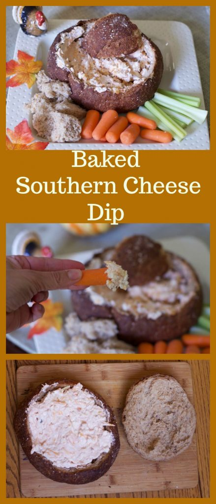 Baked southern dip, best warm cheese dip recipe