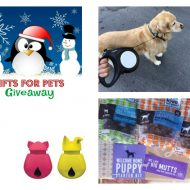 Holiday Gifts for Pets Giveaway