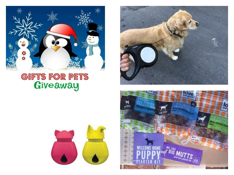 gifts for pets giveaway