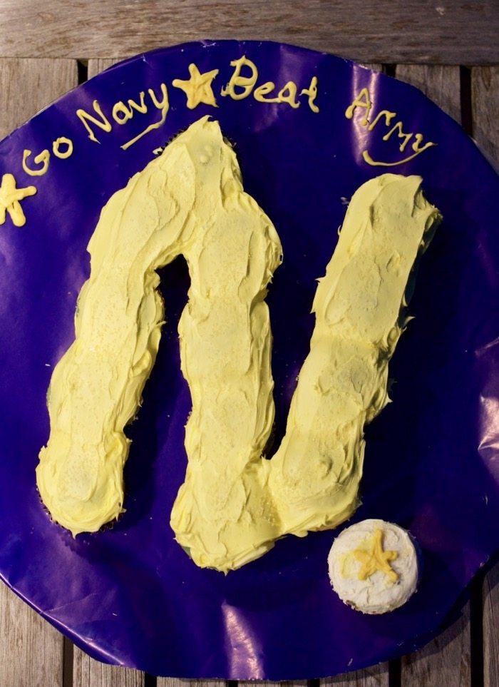 Army Navy Game Day Dessert Idea