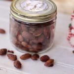 Bacon Maple glazed Almonds Gift idea v