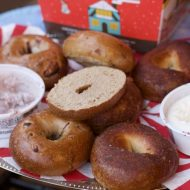 Easy Holiday Brunch Solutions from Einstein Bros Bagels