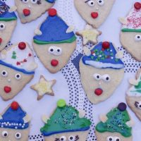 Holiday Cookies: Decorated Sugar Cookies