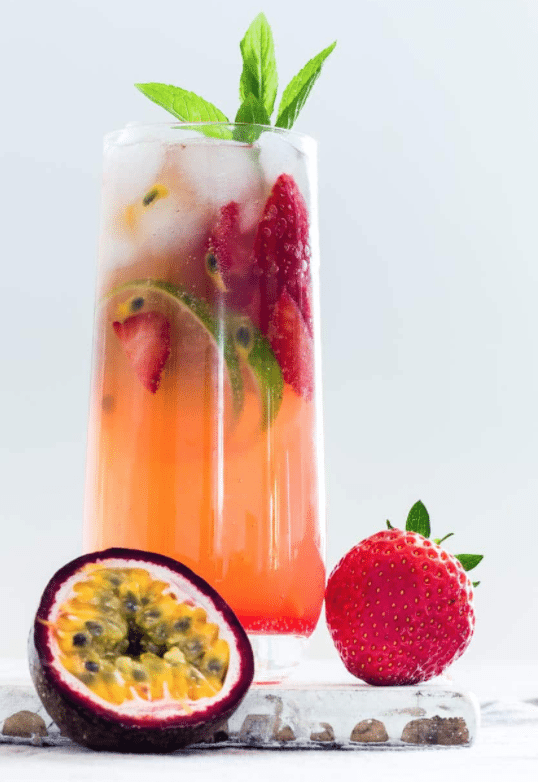 Non Alcoholic Drinks To Serve at Your Holiday Party